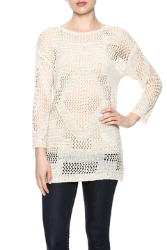 sisters Open Weave Sweater - Product List Image