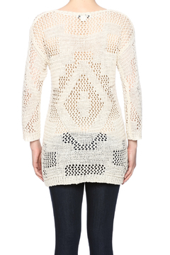 sisters Open Weave Sweater - Alternate List Image