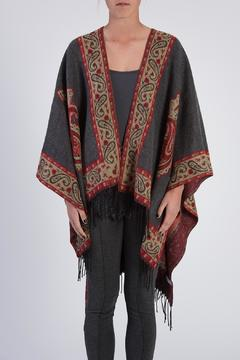 Shoptiques Product: Paisley Printed Shawl
