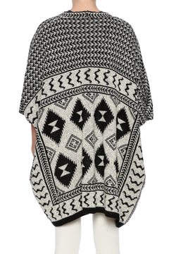 sisters Perfect Aztec Poncho - Alternate List Image