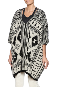 sisters Perfect Aztec Poncho - Product List Image