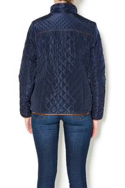 sisters Quilted Jacket - Back cropped