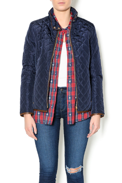 sisters Quilted Jacket - Product List Image