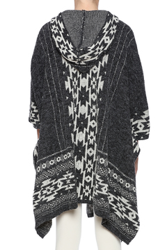 sisters Warm Aztec Cardi - Alternate List Image