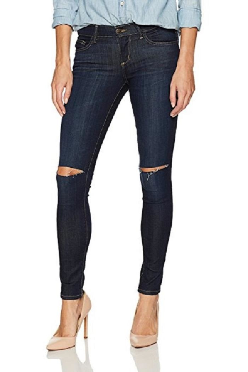 Siwy Sara Low-Rise Skinny - Front Cropped Image