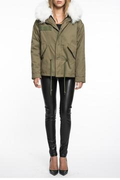 Shoptiques Product: Cropped Parka