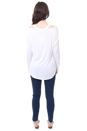 Six Fifty Double Cut-Out Top - Side cropped