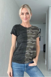 Six Fifty Hide Away Tee - Front cropped