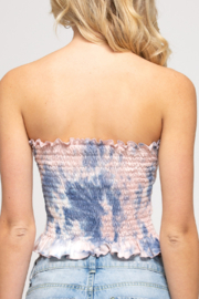 She and Sky Sizzling Summer top - Front full body