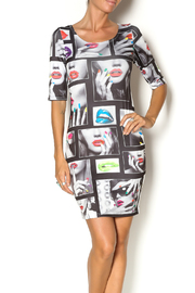 SJ Style Bodycon Dress - Front cropped