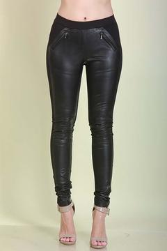Shoptiques Product: Moto Legging Pants