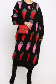 SJK  Hot Pepper Dress - Product Mini Image