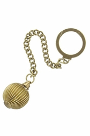 SJP Collection by Sarah Jessica Parker Gold Key Chain - Product Mini Image