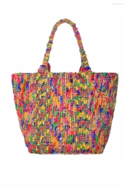 Guadalupe Design Skala Dhurrie Tote - Product Mini Image