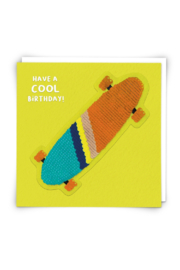 Redback cards  Skateboard Card with Patch - Product Mini Image