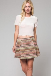 Honey Punch Skater skirt - Product Mini Image