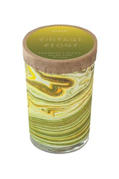 Shoptiques Product: Vintage Peony Candle