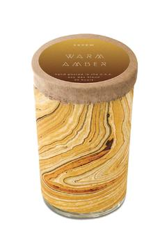 Shoptiques Product: Warm Amber Candle