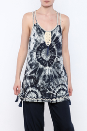 Skemo Tie Dye Tunic - Product Mini Image