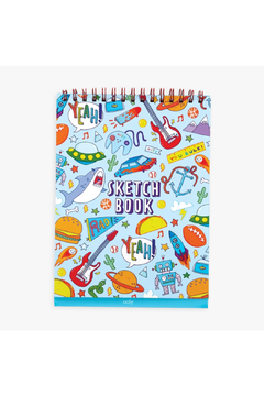 Ooly Sketch &M Show Standing Sketchbook - Awesome Doodles - Product List Image