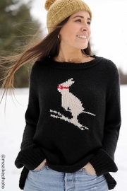 Wooden Ships Ski Bunny Sweater - Product Mini Image