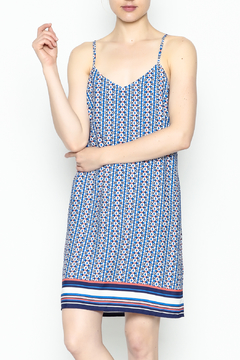 Shoptiques Product: Printed Summer Dress