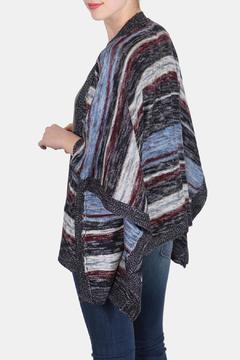 Shoptiques Product: Cloudy Day Poncho