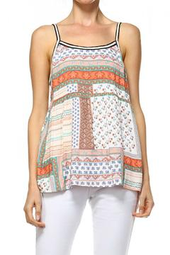 Shoptiques Product: Detailed Back Tank