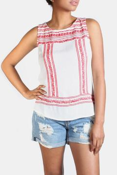 Shoptiques Product: Native Embroidery Blouse