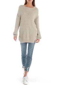 Shoptiques Product: Oatmeal Knit Sweater