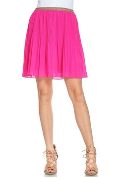 Shoptiques Product: Pink Chiffon Skirt