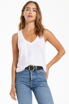 Shoptiques Product: Skimmer Pocket Tank