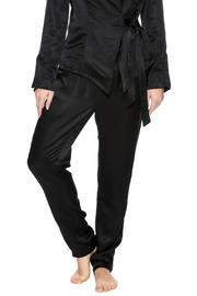 Skin World Wide Emily Cupro Pant - Product Mini Image