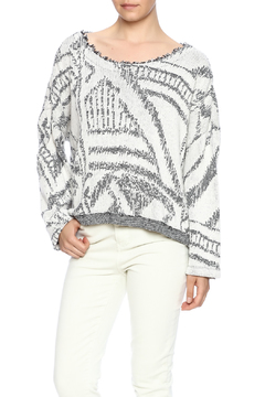 Skin World Wide Textured Jacquard Sweater - Product List Image