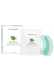 bareMinerals SKINLONGEVITY GREEN TEA HERBAL EYE MASK Hydrating Undereye Mask - Product Mini Image