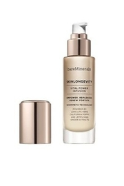 bareMinerals SKINLONGEVITY® VITAL POWER INFUSION SERUM 50ML Anti-Aging Infusion Serum - Front cropped