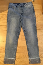 Tribal Skinny ankle jeans - Product Mini Image