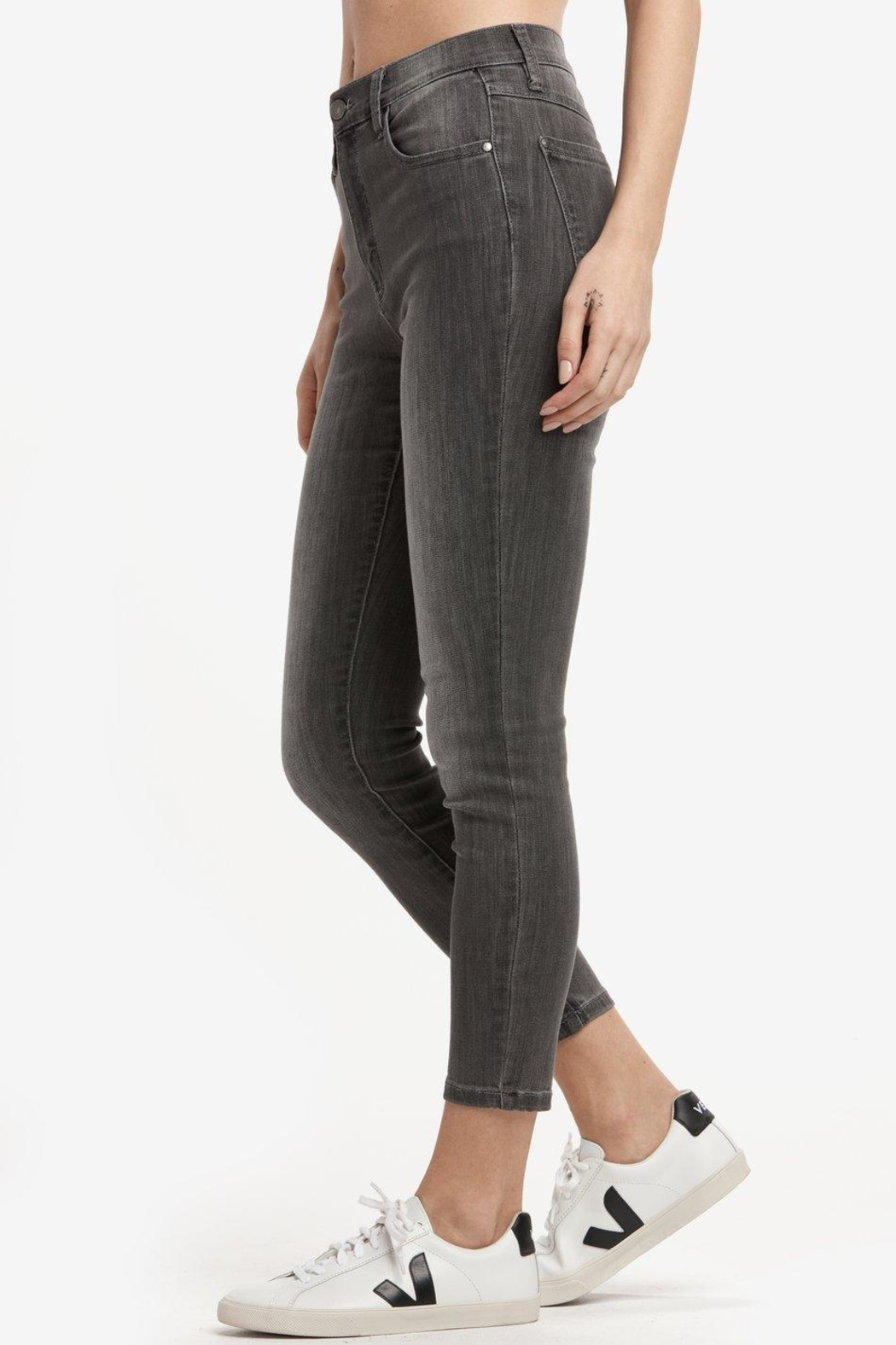 Lole Skinny Ankle Jeans - Front Full Image