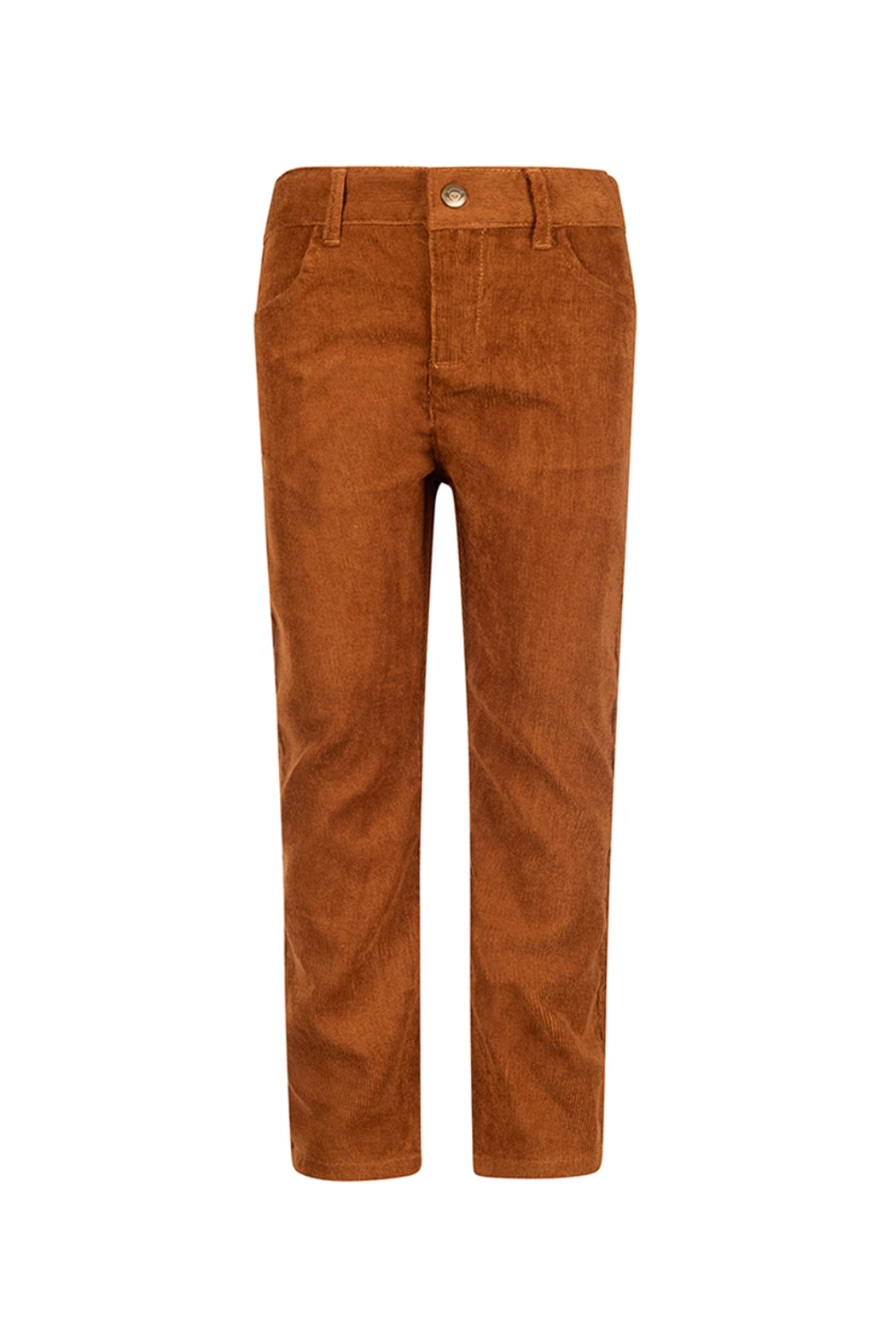 Appaman Skinny Cords - Ginger - Front Cropped Image