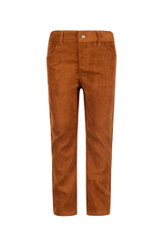 Appaman Skinny Cords - Ginger - Front cropped