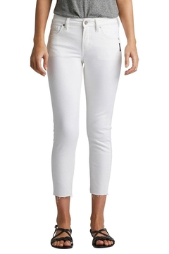 Silver Jeans Co. Skinny Crop Jean - Product List Image