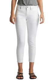 Silver Jeans Co. Skinny Crop Jean - Product Mini Image