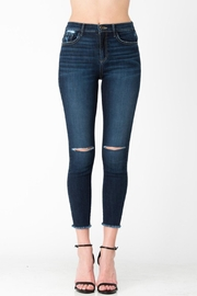 Sneak Peek Skinny Denim Jeans - Product Mini Image