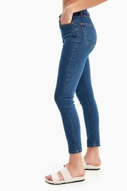 Lole Skinny High-Waisted Jeans - Front full body