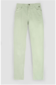 Summum Skinny Jade Twill Jeans - Front cropped