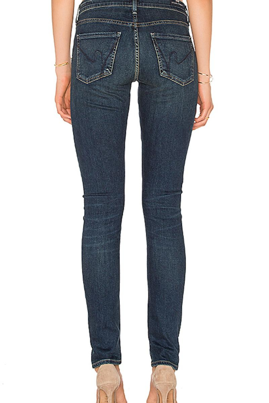Citizens of Humanity Skinny Jeans - Front Full Image