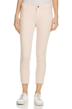 DL1961 Skinny Mid-Rise Crop Florence Jeans - Product List Image