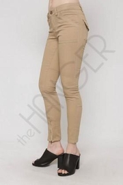 the Hanger Skinny Pants - Product Mini Image