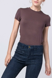 Starrs On Mercer Skinny Tee - Front cropped