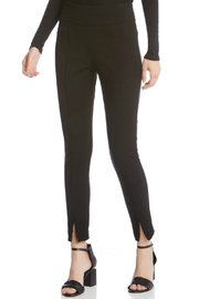Fifteen Twenty Skinny Zip Ponte Pant - Product Mini Image